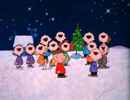 christmas-charlie brown